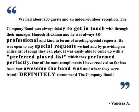 The Company Band Savannah Reviews